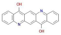 Pigment-violet-19-Molecular-Structure